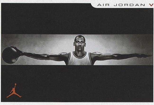 Air Jordan 5 Carte Rétro